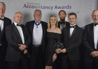 KPMG - Large Accountancy Firm of the Year