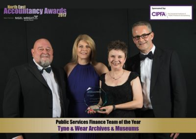 Public Services Finance Team - Tyne & Wear Archives & Museums