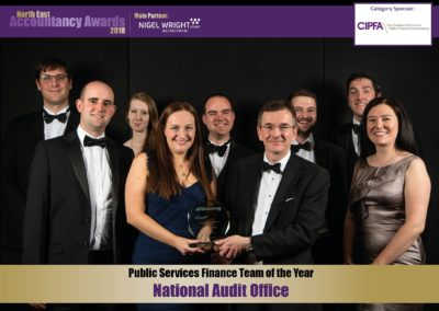 Winners Photos - Public Services - National Audit Office