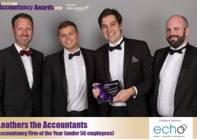 Accountancy Firm under 50